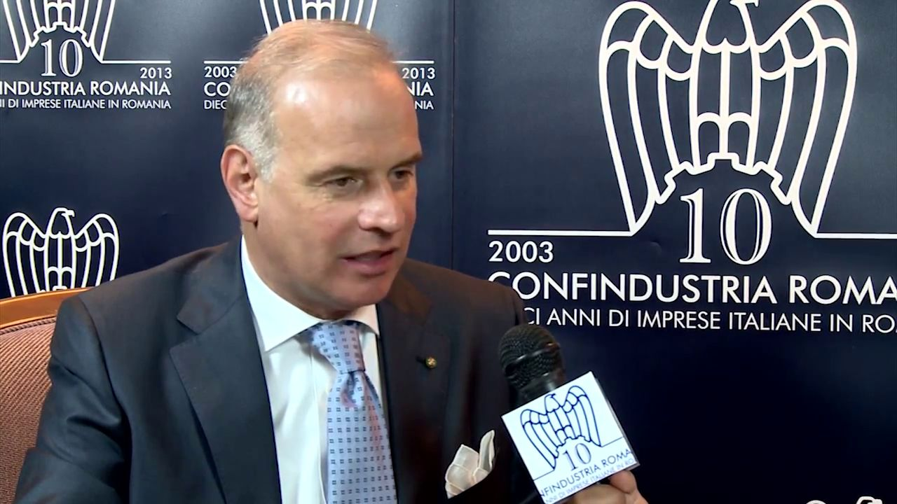 Intervista E.S. Diego Brasioli (Forum Economico 2013)