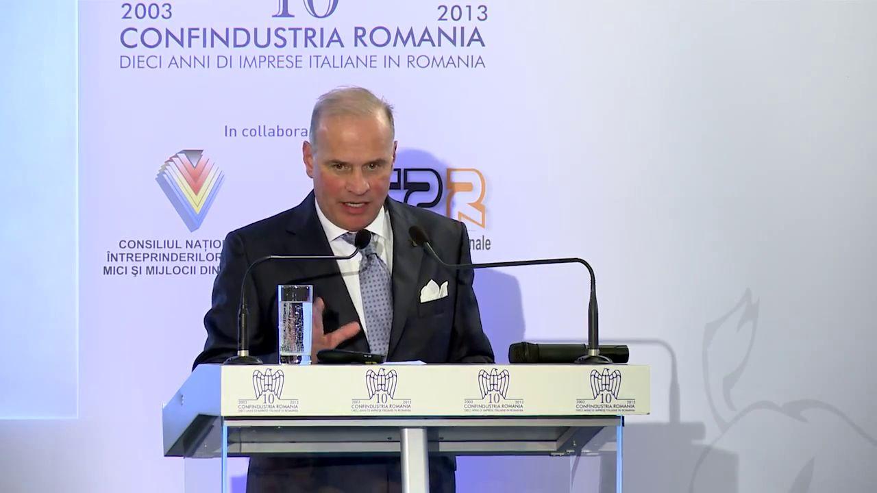 E.S. Diego Brasioli (Forum Economico 2013)