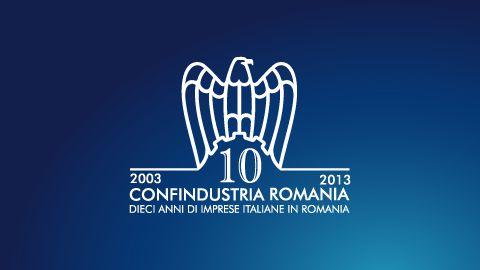 Decennale di Confindustria Romania (part 1)