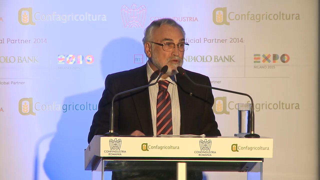 Intervento di Fausto Capalbo, Presidente ICEPS