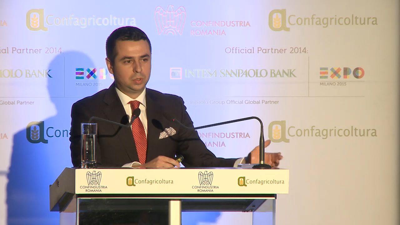 Intervento di Dan Bota, Direttore di Rete di Intesa San Paolo Bank