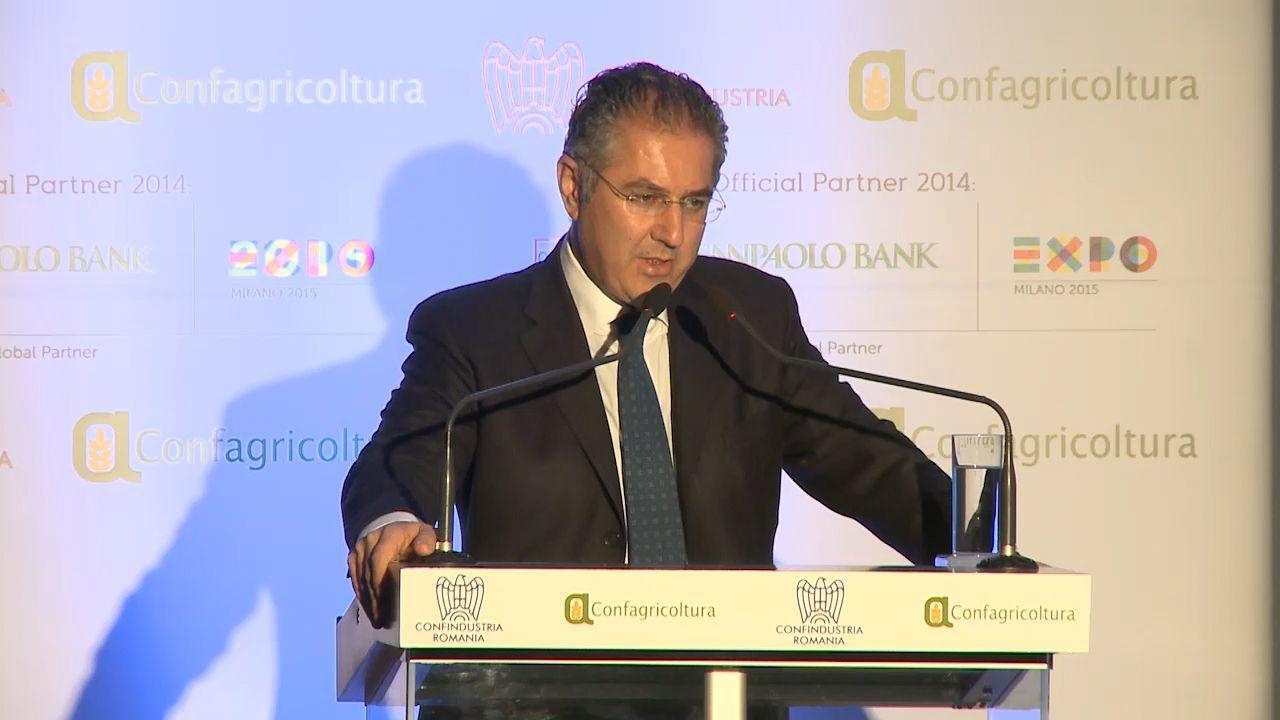 """Intervento di Francesco Scalia – Membro della """"Commissione Agricoltura"""" del Senato Italiano"""