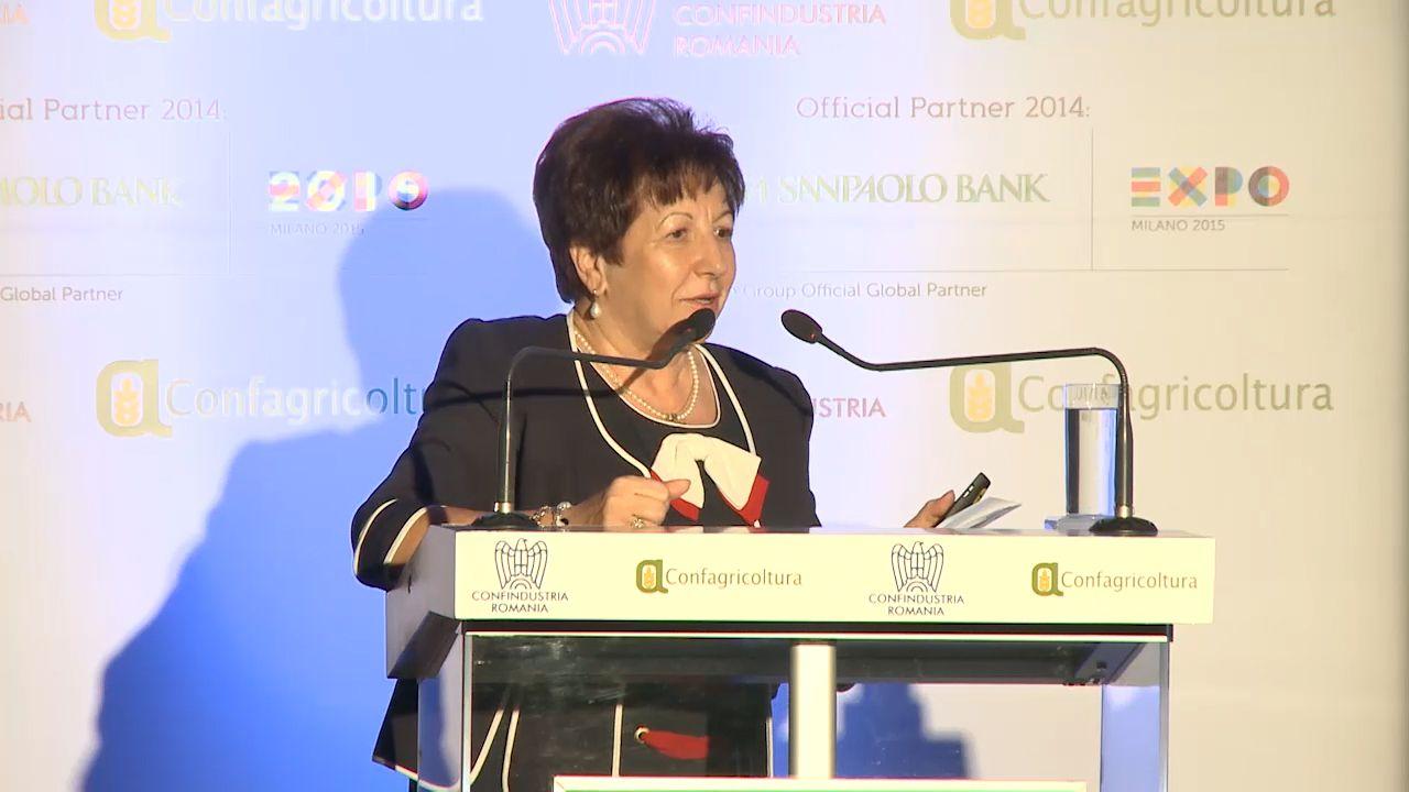 Intervento di Veronica Toncea, DG del Fondo di Garanzia del Credito Rurale (FGCR)