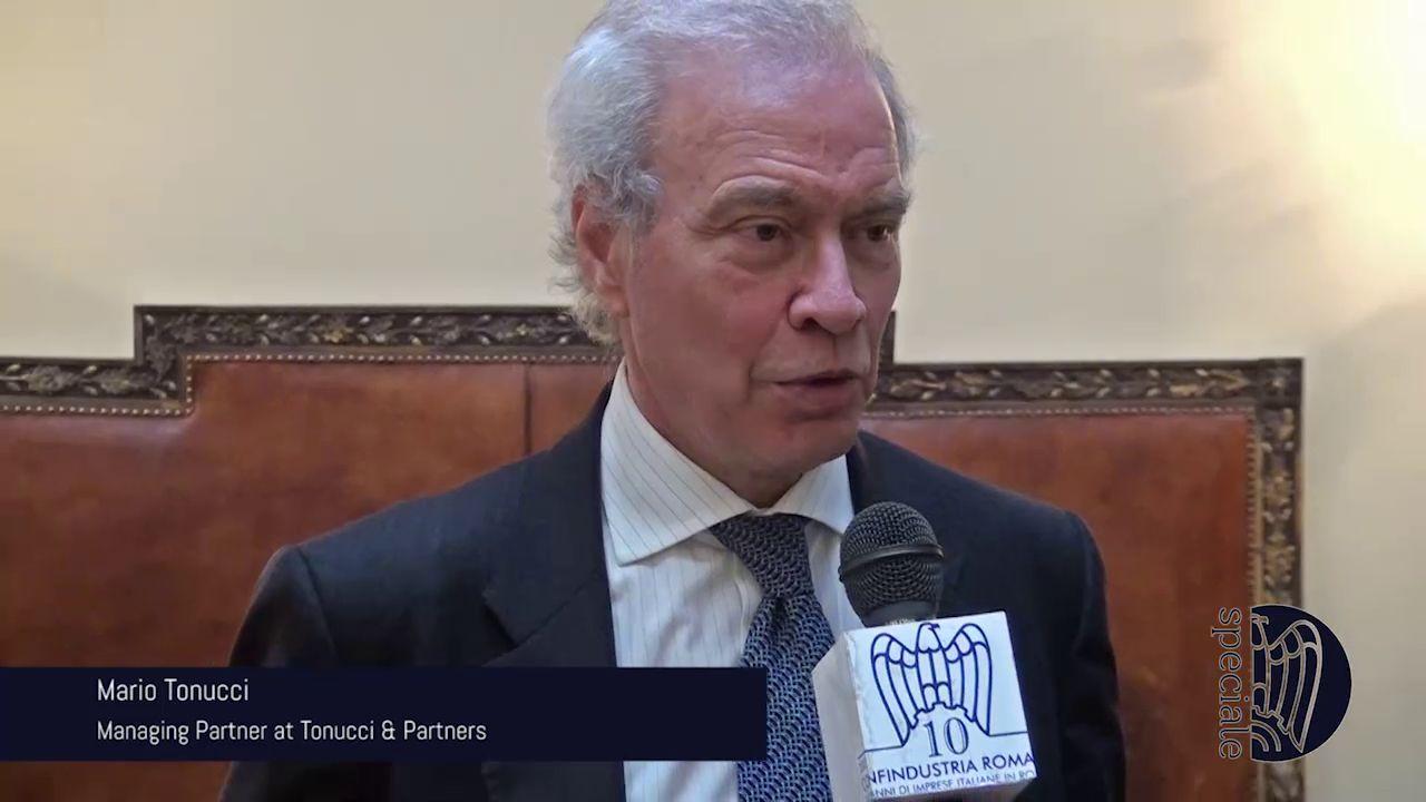 Intervista a Mario Tonucci, Managing Partner at Tonucci & Partners