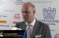 Intervista a S.E. Diego Brasioli  (Forum Fondi Strutturali 2014-2020)