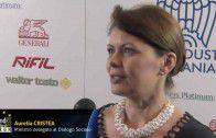 Intervista a Aurelia Cristea  (Forum Fondi Strutturali 2014-2020)