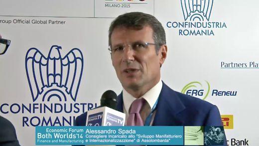 Intervista a Alessandro Spada – Both Worlds 2014