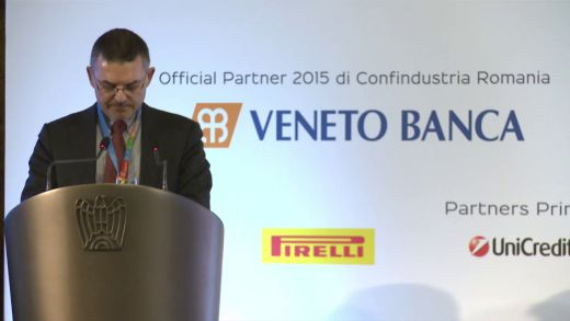 Performance 1 – Intervento dell'Ing. Massimo Volta – NWCE EU Manager di Rina Group