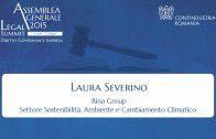 Intervento di Laura Severino, Rina Group