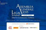 Video integrale – Legal Summit 2015