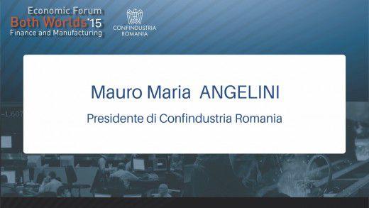 Intervento di Mauro Maria Angelini – Both Worlds 2015