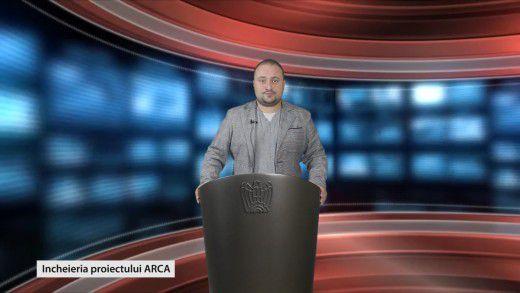 Chiusura del progetto ARCA