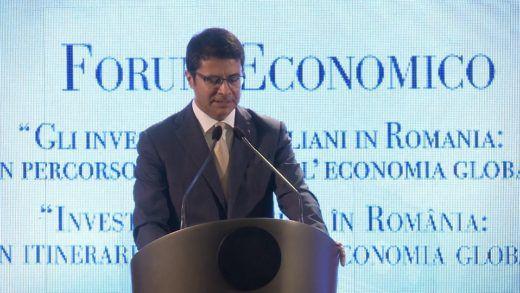 Intervento di Mauro Maria Angelini – Forum Economico 2016
