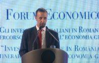 Interventi di Costin Borc, Bogdan Dobrin, Florin Jianu, Roxana Gherman – Le nuove opportunità per gli investimenti italiani in Romania