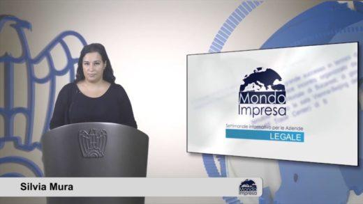 Mondo Impresa Legale – 12.09.2017