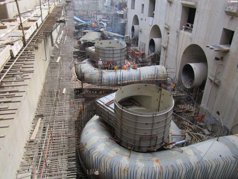 Modernizzazione dell'impianto idroelettrico di Calimanesti