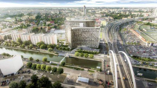 Progetto residenziale nell'area Orhidea a Bucarest